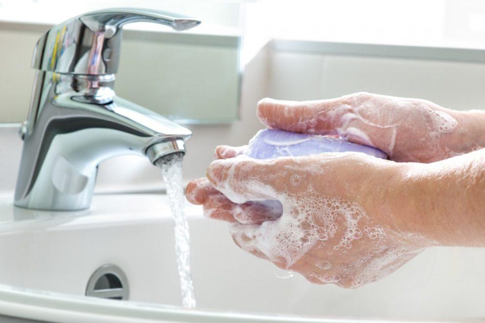 20 secondes pour se laver les mains correctement