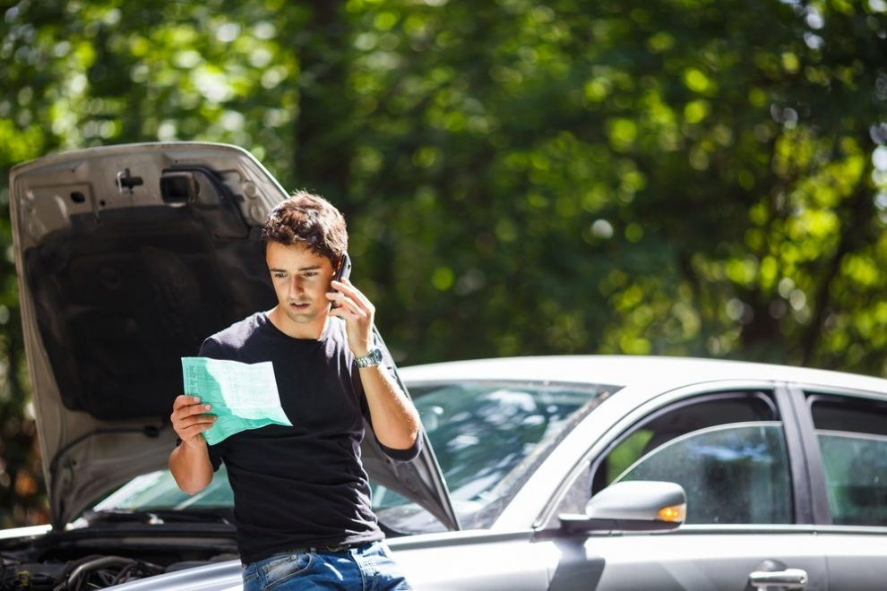 Ne prenez pas la route sans votre carte verte