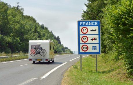 De verkeersregels in het buitenland