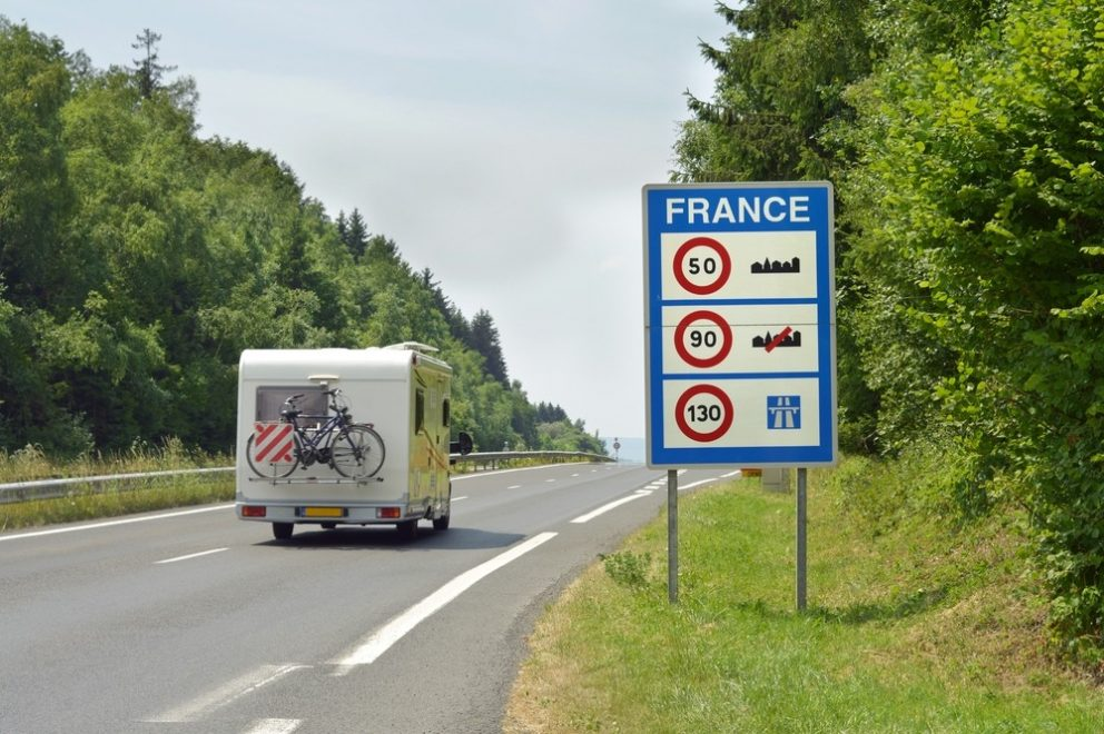 Les règles de circulation à l'étranger