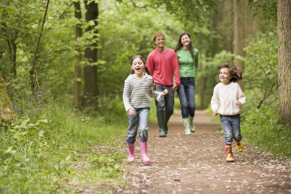 5 activités sportives en plein air