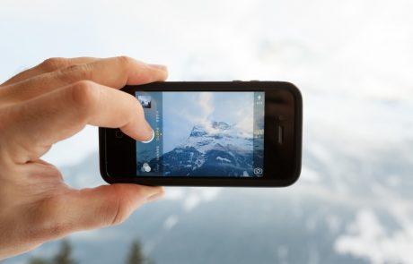 Originele foto's maken met een smartphone