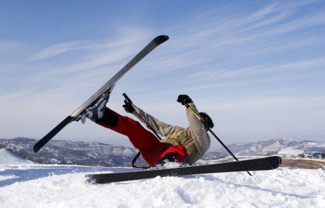 Les coûts d'un accident sur les pistes de ski