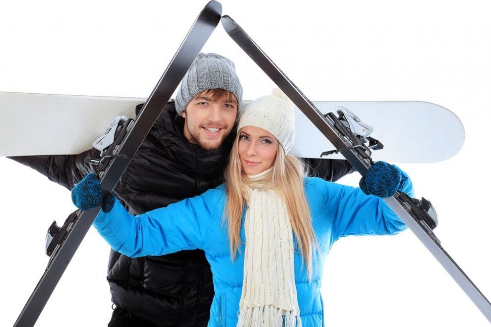 Op skivakantie: de uitrusting en de fysieke voorbereiding