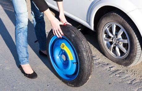 Avez-vous une roue de secours ?