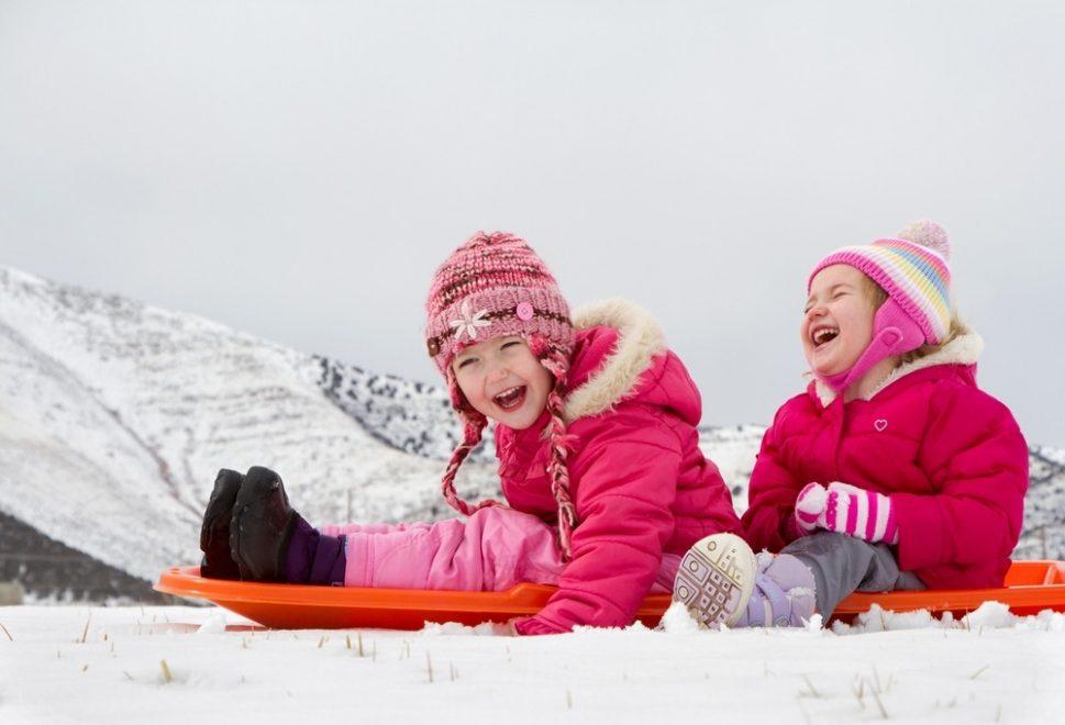 Op wintersport met jonge kinderen: enkele tips