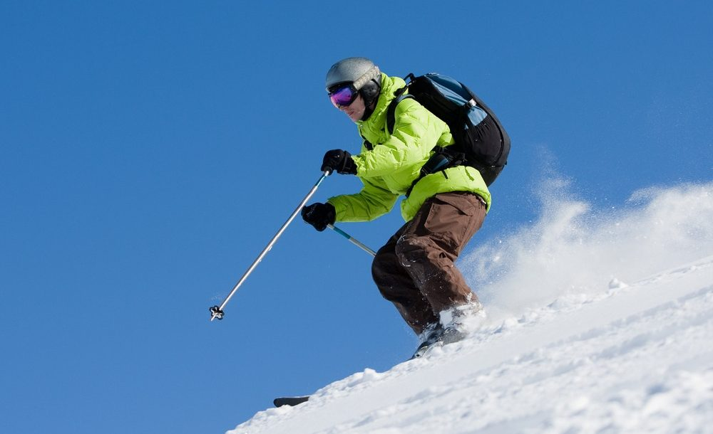 Is skiën naast de pistes zonder risico's?
