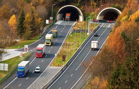 Veilig rijden in de tunnels