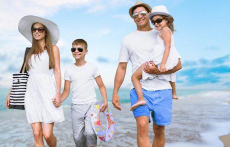 Partir en vacances pendant l'été 2021