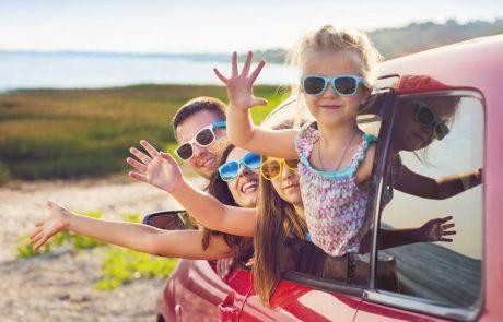 Bien se préparer pour des vacances en voiture