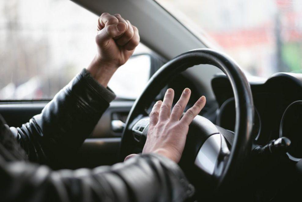 Hoe reageren op verkeersagressie?