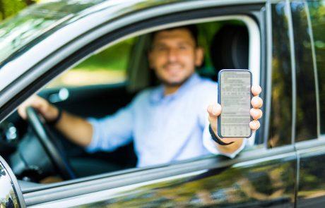 La nouvelle carte d'assurance de votre auto