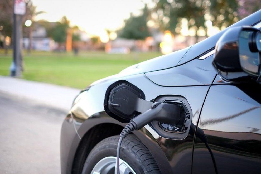 De pechverhelping van elektrische auto's